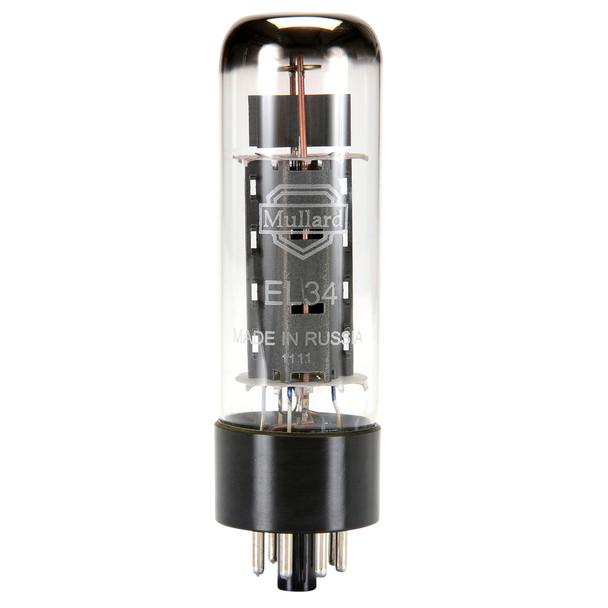 New Mullard EL34 / 6CA7 Reissue Vacuum Tube