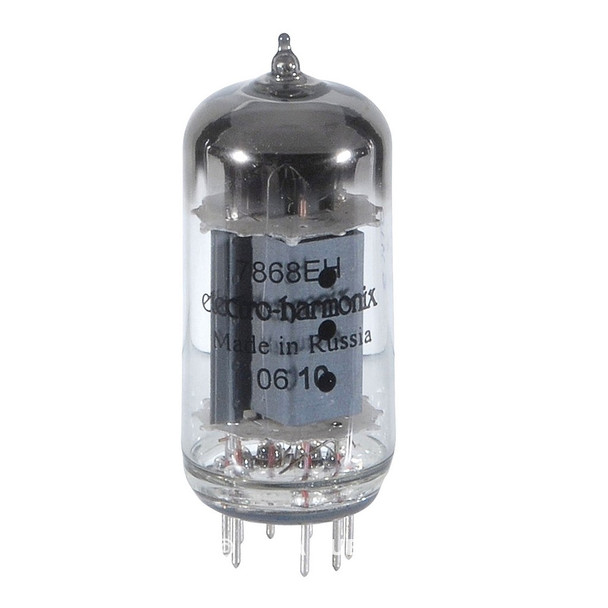 Brand New Electro-Harmonix 7868 Plate Current Tested Vacuum Tube