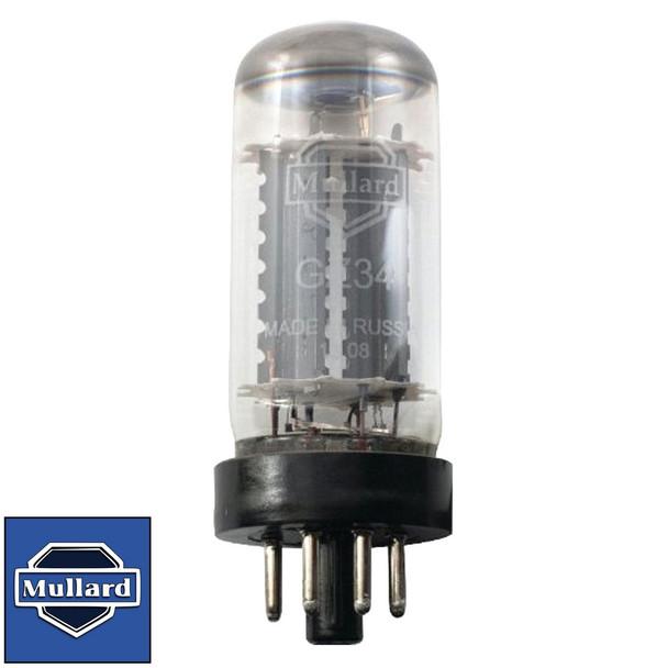Brand New Tested Mullard Reissue GZ34 / 5AR4 Vacuum Tube