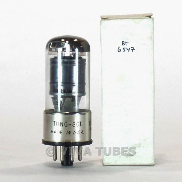 True NOS NIB Tung-Sol USA 6SE7GT [6SD7 Sub] Grey Round Plate [] Get Vacuum Tube