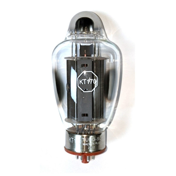 New Factory Tested Tung-Sol KT170 Vacuum Tube