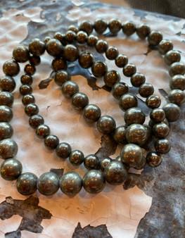 Pyrite Crystal Bracelet