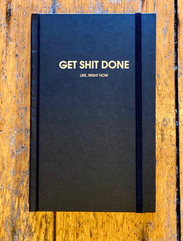 Get Shit Done - Journal