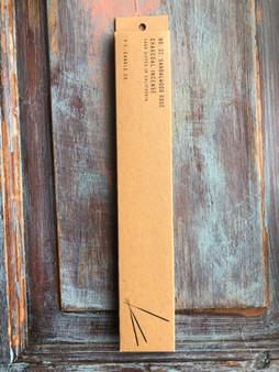 Sandalwood Rose Charcoal Incense