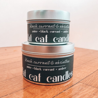 Black Currant & Absinthe Candle