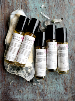 Wood: An Anointing Oil