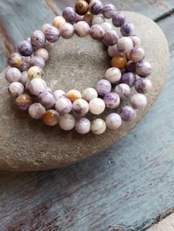 Charoite Crystal Bracelet