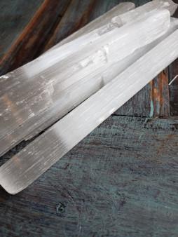 Selenite Wands (long)