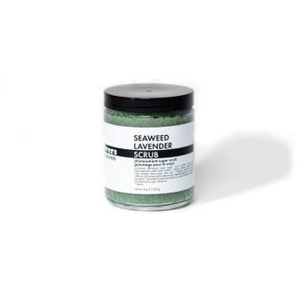 Seaweed Lavender Scrub
