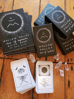 The Hollow Valley Oracle Deck
