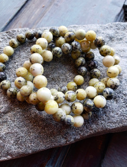 Serpentine Bracelet (large beads)