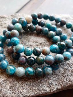 Apatite Crystal Bracelet