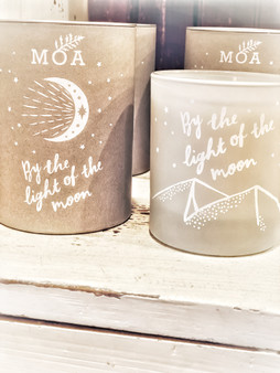 By The Light Of The Moon Candle