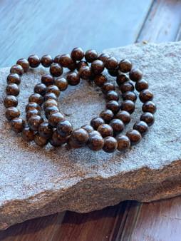 Bronzite Crystal Bracelet