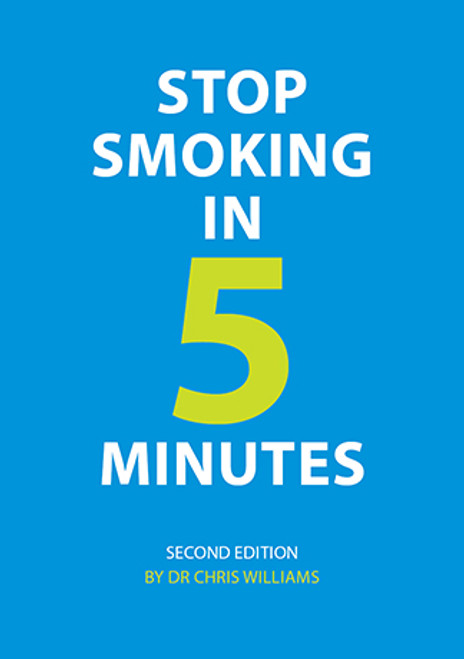 Stop Smoking In 5 Minutes booklet, second edition