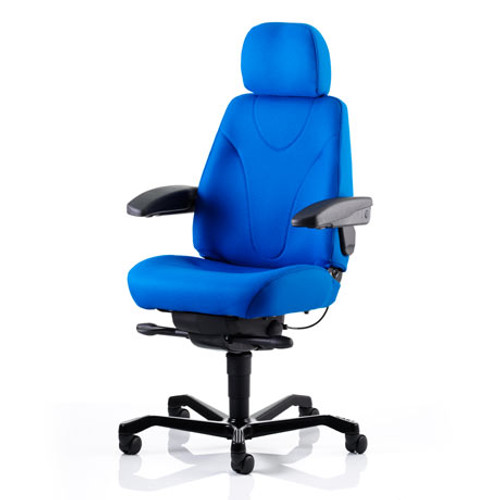 Manager Workchair Xtreme Fabric, ergonomic back support