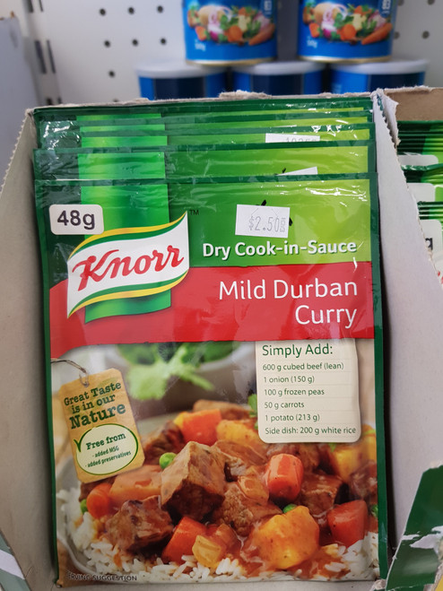 Knorr Curry 48g