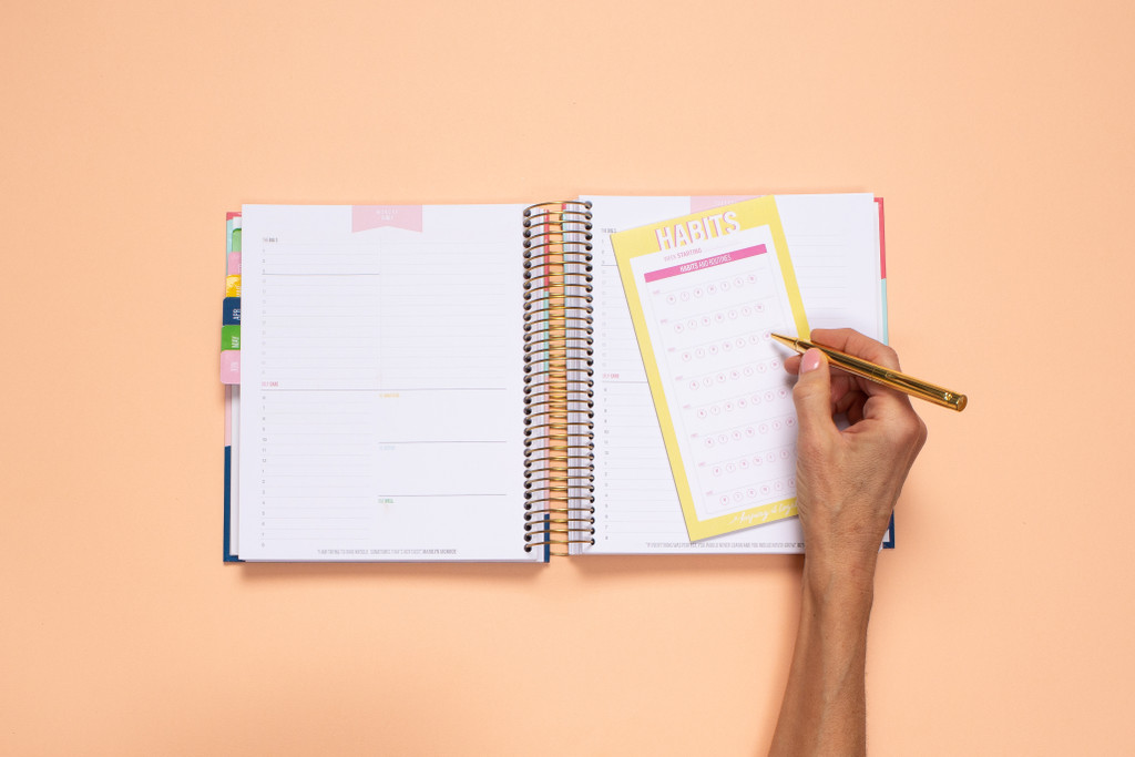 Habit Tracking Pad