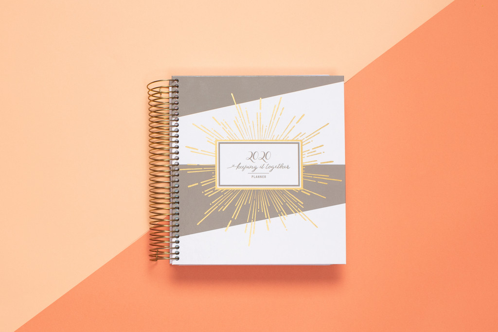 The Olivia 2020 daily planner.