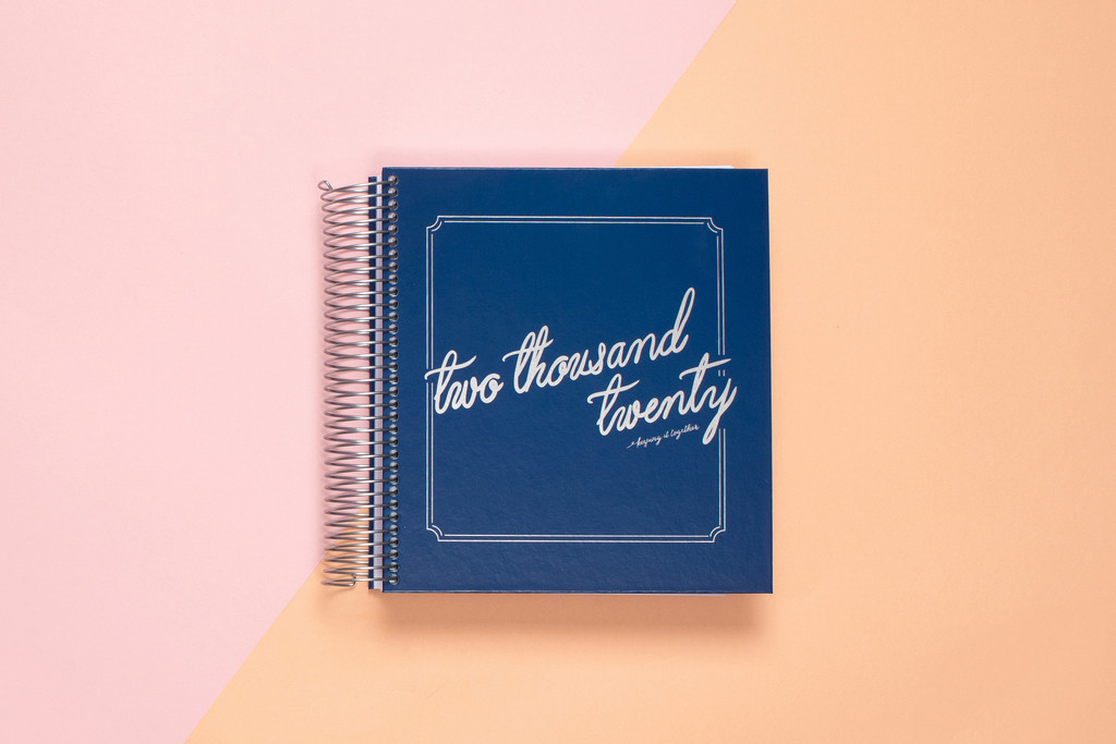 The Addy 2020 daily planner.