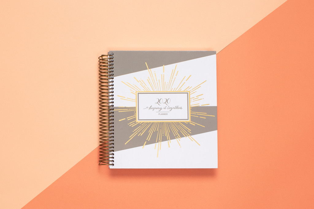 The Olivia 2020 Weekly Planner KIT Luxe