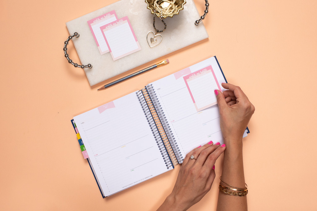 hustle to do list for daily planner