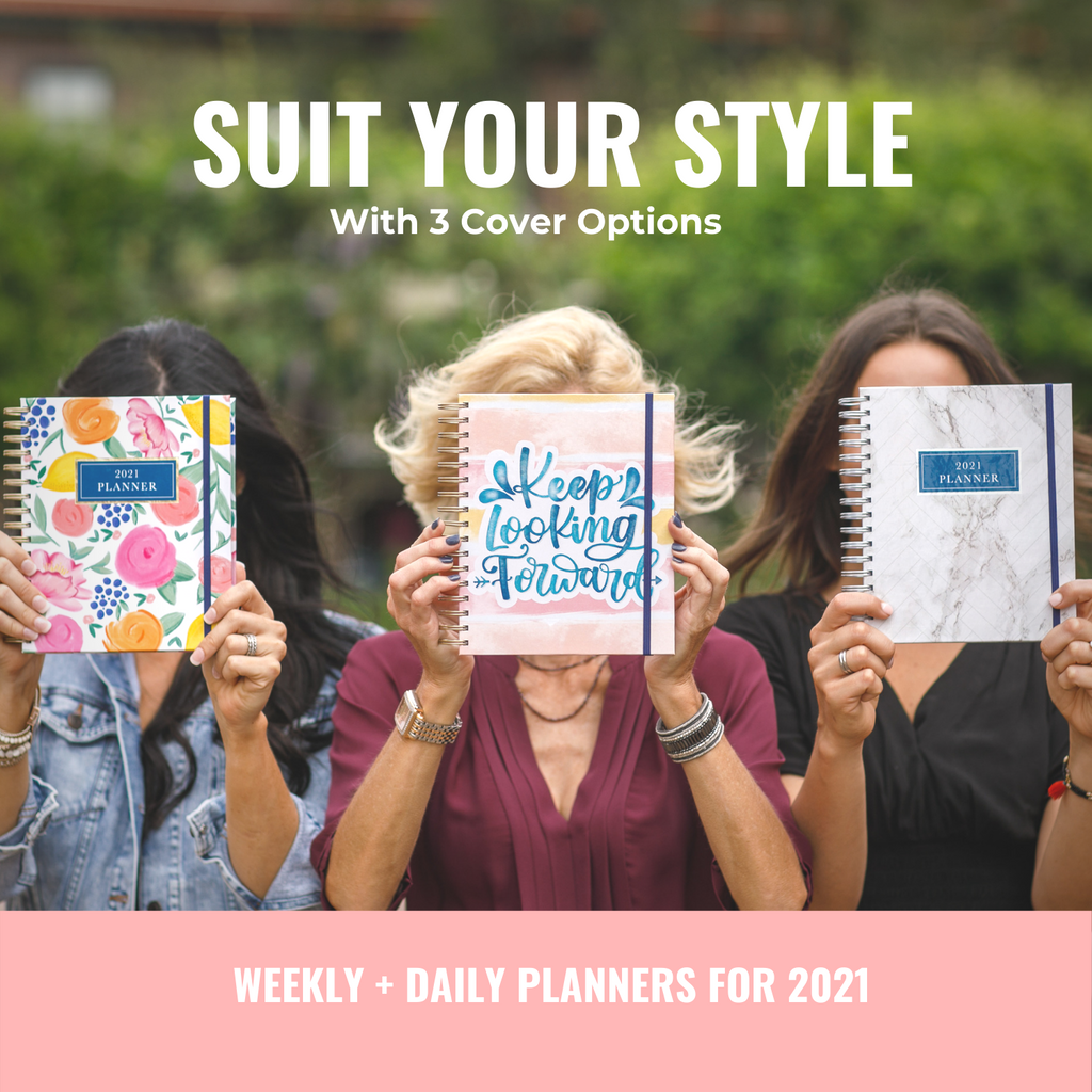2021 Weekly Keeping it Together Planner | Quote