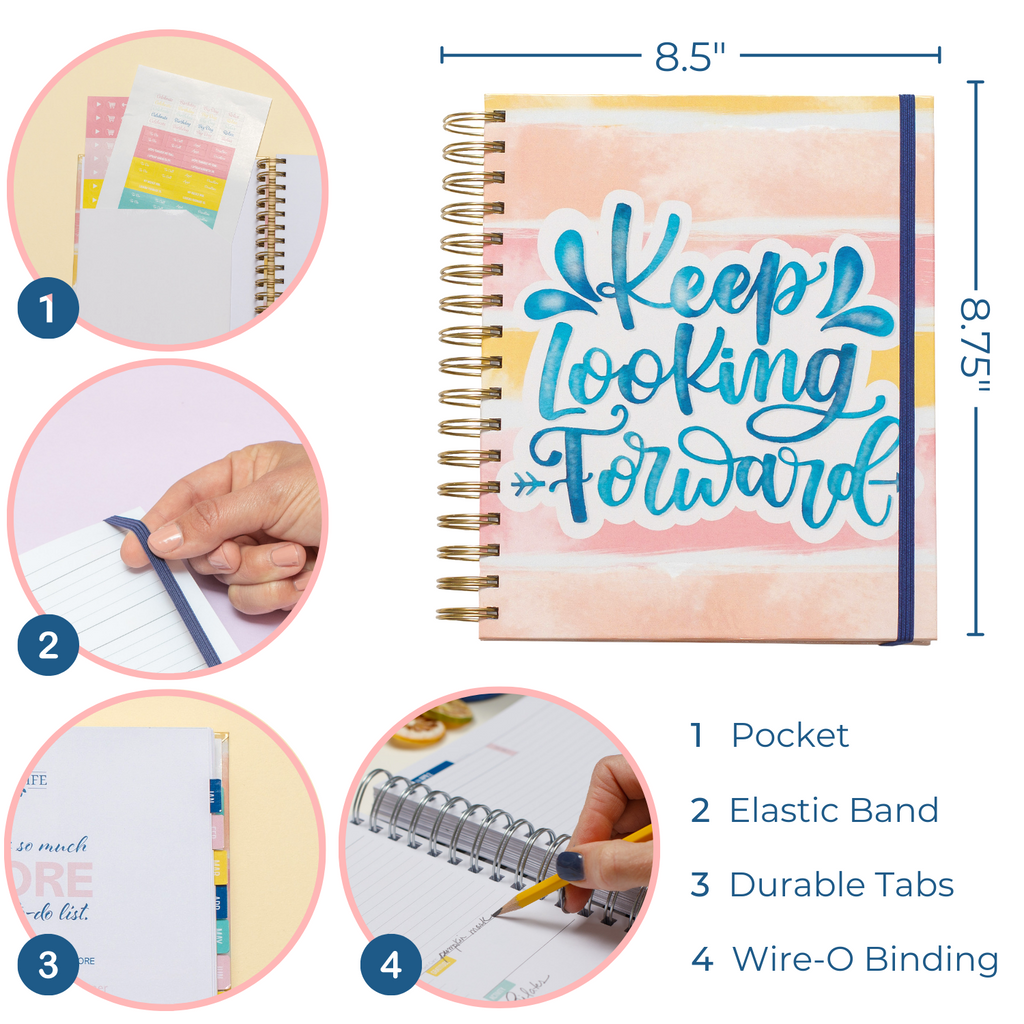2021 Daily Keeping it Together Planner   Quote