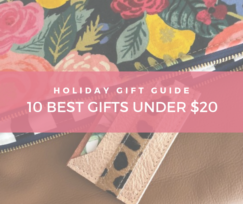 10 Holiday Gifts Under $20