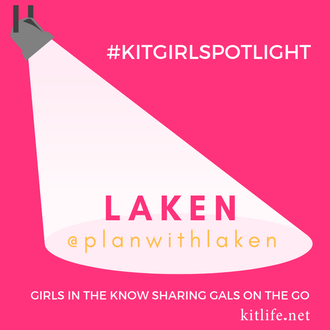Kitgirl Spotlight | Plan with Laken