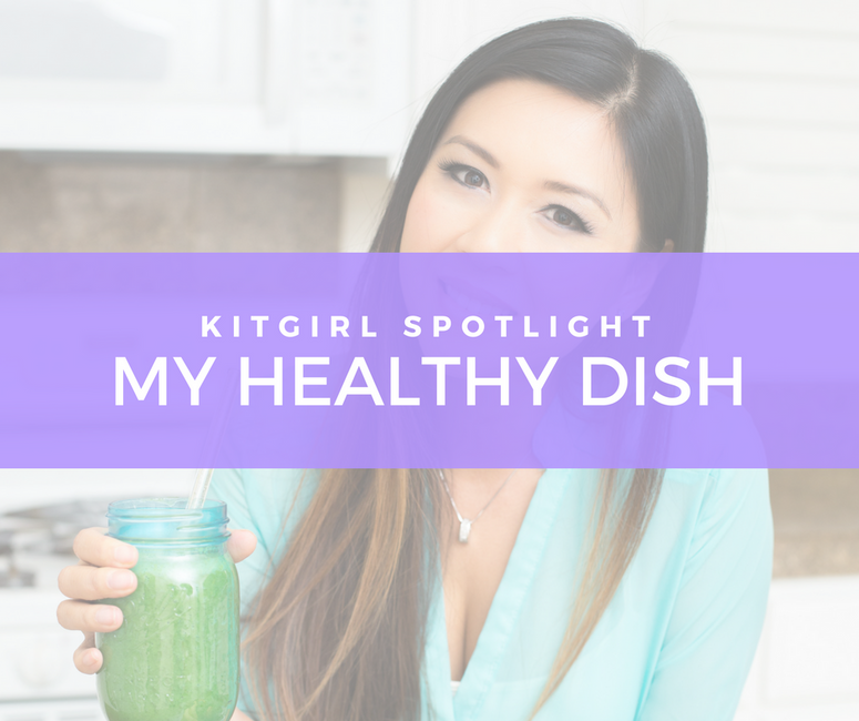 kitgirl Spotlight | My Healthy Dish