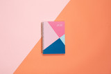 KIT Lite Weekly Mini Planner | Colorblock