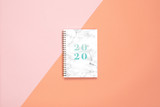 2020 KIT Lite Mini Weekly Planner | Marble