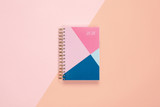 2020 KIT Lite Mini Daily Planner | Classic Colorblock