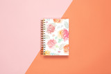 2020 KIT Lite Mini Daily Planner | Floral