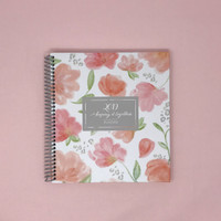 2019 Daily Keeping it Together Quarterly Planner | Floral