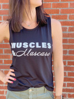 Muscles & Mascara Muscle Tee