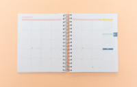 2020-2021 Daily Keeping it Together Planner   Floral