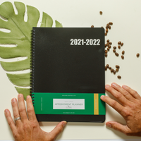 2021-2022 Appointment Delane Planner