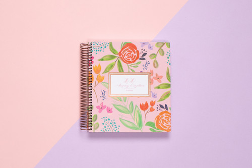 The Charlotte 2020 Weekly Planner KIT Luxe