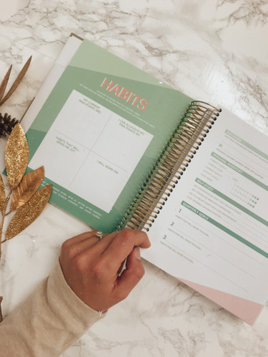 Getting Started in your 2020 KIT Luxe Planner