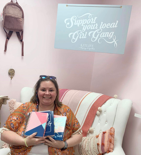 Settling into your Planner | Guest Blog by Tiffany Sapp