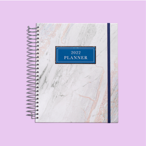 2022 Weekly Keeping it Together Planner | Marble
