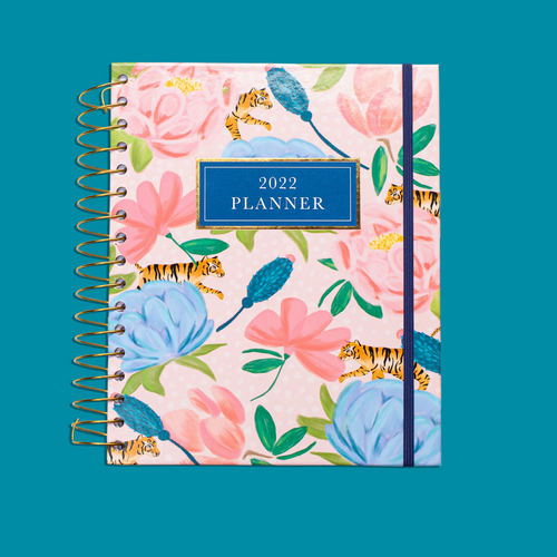 2022 Weekly Keeping it Together Planner | Floral