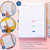 2022 Daily Keeping it Together Planner | Marble