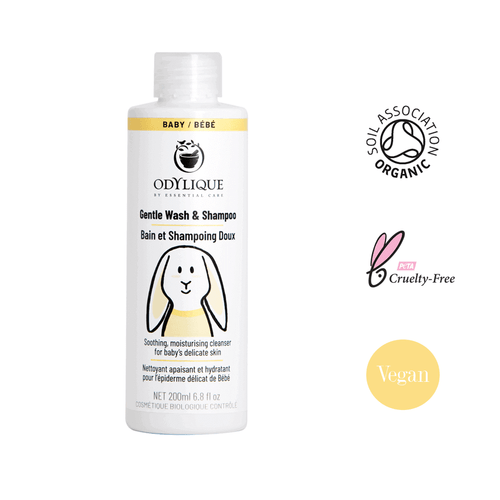 Baby Gentle Wash & Shampoo