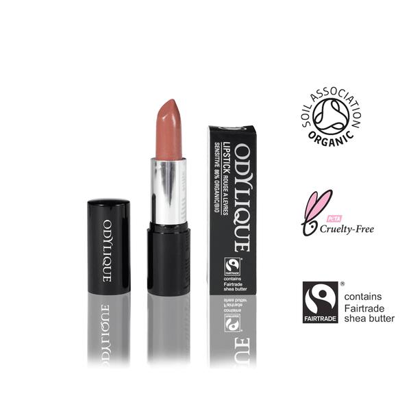 Organic Mineral Lipstick #15 - Praline