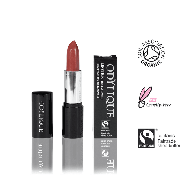 Organic Mineral Lipstick #18 - Fig Fondant