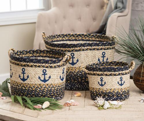 Decorative Bowls & Baskets