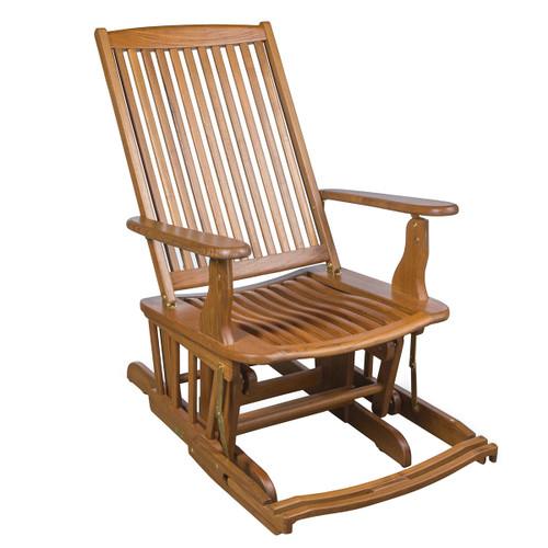 Teak Glider Chair